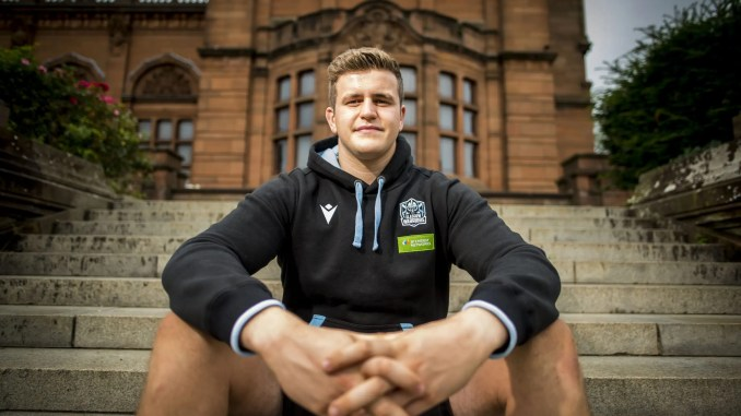 Scott Cummings faces stiff competition for selection in the Glasgow Warriors second-row next season. Image: © Craig Watson - www.craigwatson.co.uk