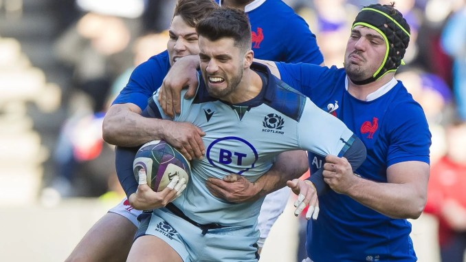 Scotland will play France at Murrayfield during the Nations Cup. Image: © Craig Watson - www.craigwatson.co.uk