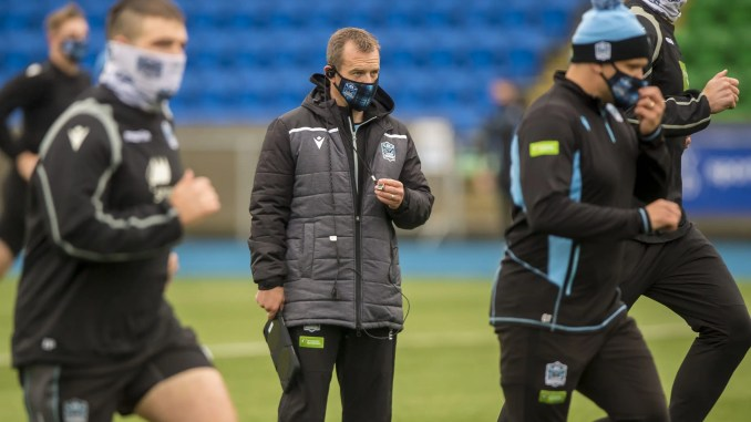 Danny Wilson putting his squad through their paces at training yesterday. Image: © Craig Watson - www.craigwatson.co.uk