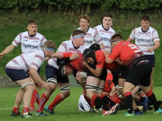 Glasgow Hawks in action against Aberdeen Grammar last season. Image: Anna Burns