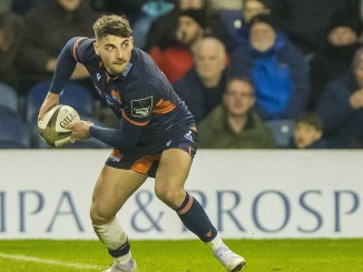 After two seasons of adjusting to the challenges posed by professional rugby, Charlie Shiel is determined to kick-on during the 2020-21 season, which kicks off for Edinburgh on Saturday night. Image: ©Craig Watson