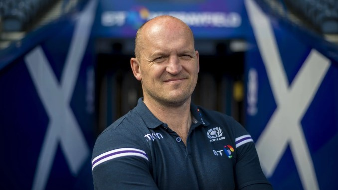 Gregor Townsend has named a 40-man training squad ahead of Scotland's Autumn Test schedule. Image: © Craig Watson - www.craigwatson.co.uk