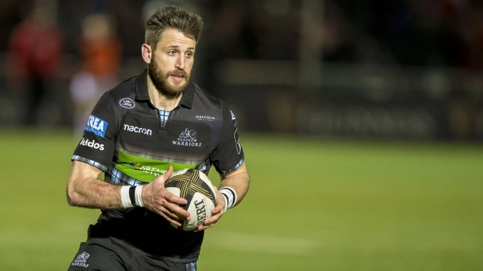 Glasgow Warriors winger Tommy Seymour was frustrated by Saturday's loss to Connacht but believes the building blocks are there for a successful season. Image: ©Craig Watson - www.craigwatson.co.uk