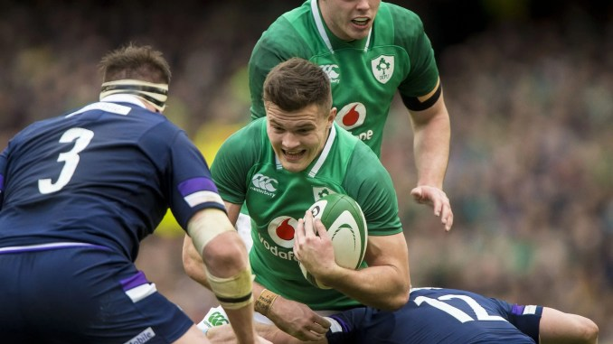 Can Scotland claim a first win in Dublin in Dublin in 10 years this weekend? Image: Craig Watson - www.craigwatson.co.uk