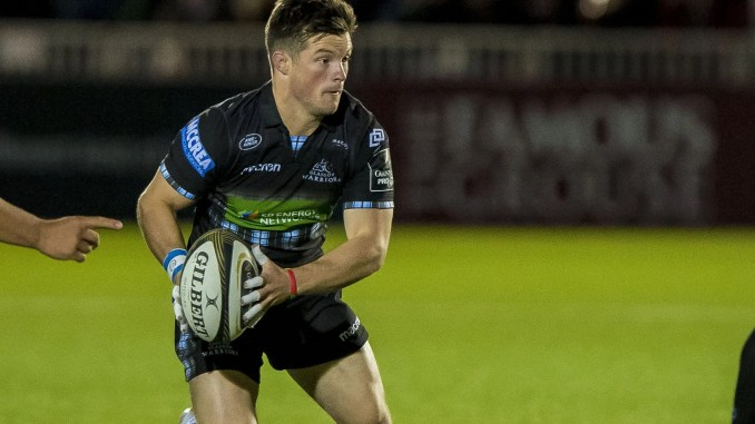 George Horne is the latest Scotland international to sign a contract extension with Glasgow Warriors. Image: ©Craig Watson