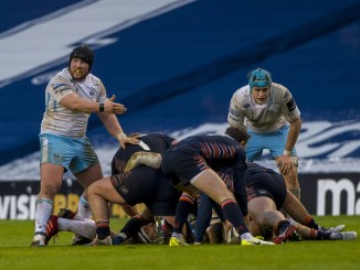 Glasgow Warriors and Edinburgh are hunting for vital league points this weekend. Image: © Craig Watson - www.craigwatson.co.uk