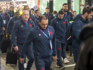 There has been another positive Covid test result in the French camp ahead of Sunday's Six Nations clash against Scotland. Image: © Craig Watson - www.craigwatson.co.uk