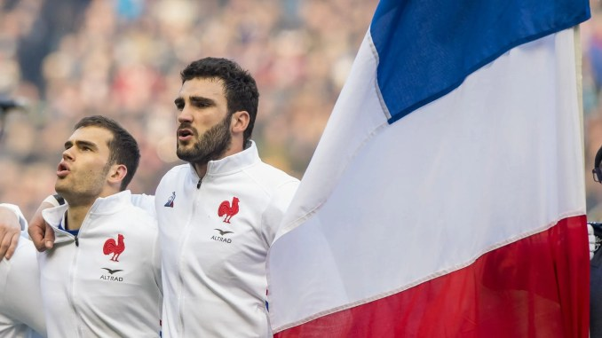France captain Charles Ollivon is one of 11 players to have tested positive to Covid. Image: © Craig Watson - www.craigwatson.co.uk
