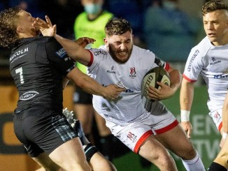Adam McBurney will move from Ulster to Edinburgh in the summer. Image: Dickson Digital