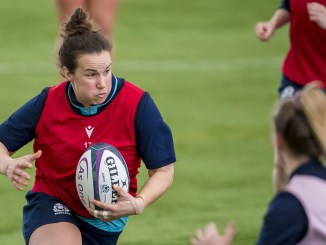 Rachel Malcolm says Scotland feel in good shape for the start of their Six Nations campaign against England on Saturday. Image: © Craig Watson -www.craigwatson.co.uk