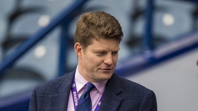 Dominic McKay could be taking up the reins at Celtic Park as early as this week. Image : © Craig Watson - www.craigwatson.co.uk
