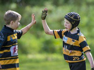 A focus on fun is key to growing the game. Image: © Craig Watson - www.craigwatson.co.uk