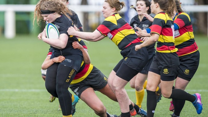 Competitive grassroots rugby will return on 4th September. Image: © Craig Watson - www.craigwatson.co.uk