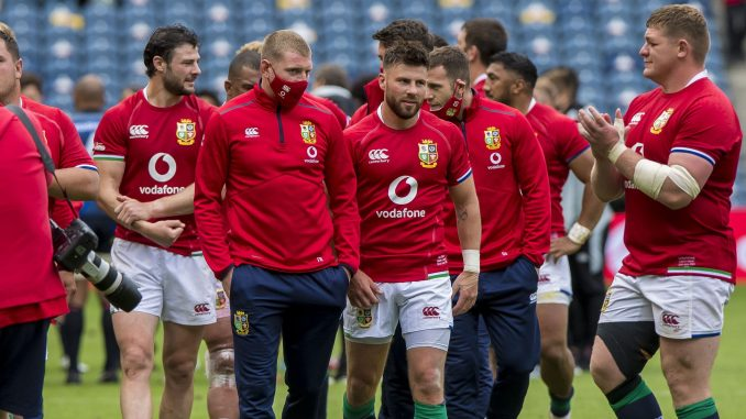 The Lions will now play all three of their Tests against South Africa in Cape Town. Image: © Craig Watson - www.craigwatson.co.uk