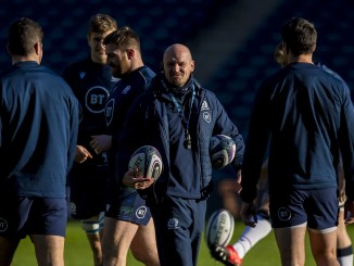 Gregor Townsend has added AB Zondagh to his coaching team. Image: © Craig Watson - www.craigwatson.co.uk