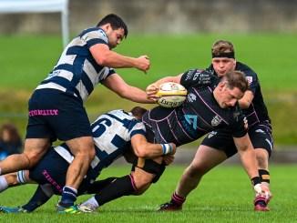 Heriot's Rugby v Ayrshire BullsFOSROC Super 6 League19 September 2021