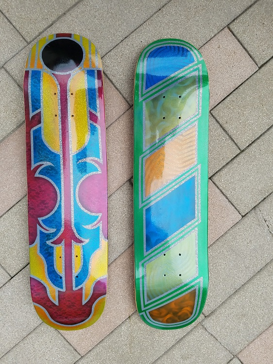 lowrider-airbrushed-skateboards