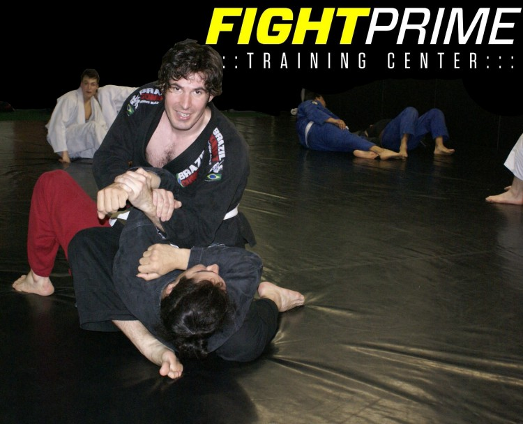 FightPrime Training Center BJJ Judo Website