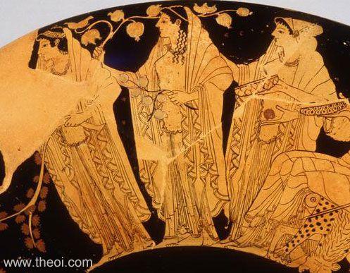 Image result for Ancient Greek suppliant vase