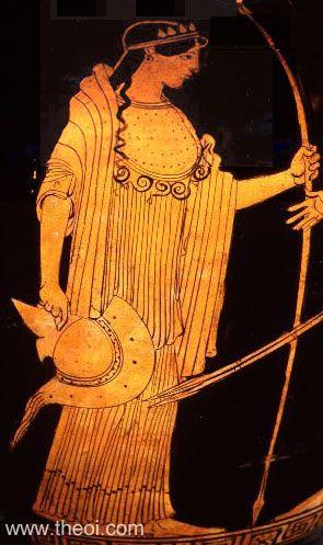 Athena The Greek Olympian Goddess Mannaismaya Adventure