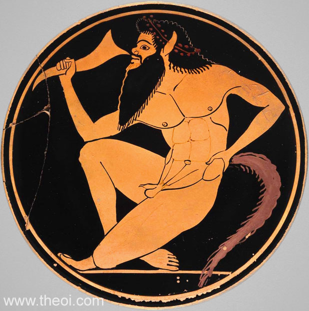 Image result for satyrs