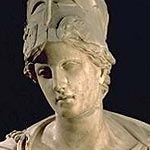 Cult of Athena | Bust of Peaceable Athena