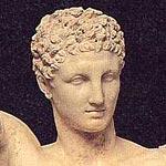 Cult of Hermes | Bust Praxiteles' Hermes