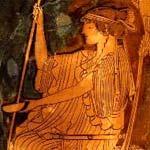 Hera Queen of Heaven, Goddess of Air