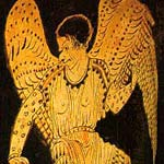 Poene Goddess of Retaliation
