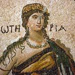 Soteria Goddess of Safety
