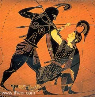 Image result for penthesilea