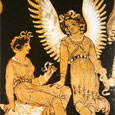 The Erinyes | Greek vase painting