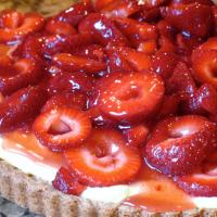 strawberry-pudding-tart