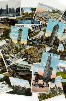 Buildings Postcards