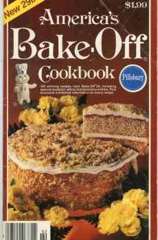 Pillsbury 29th America's Bake Off Cookbook 100 Prize Winning Recipes 1980