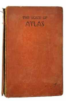 The Voice of Atlas In Search of Music in Morocco by Philip Thornton 1936 Travel History Story
