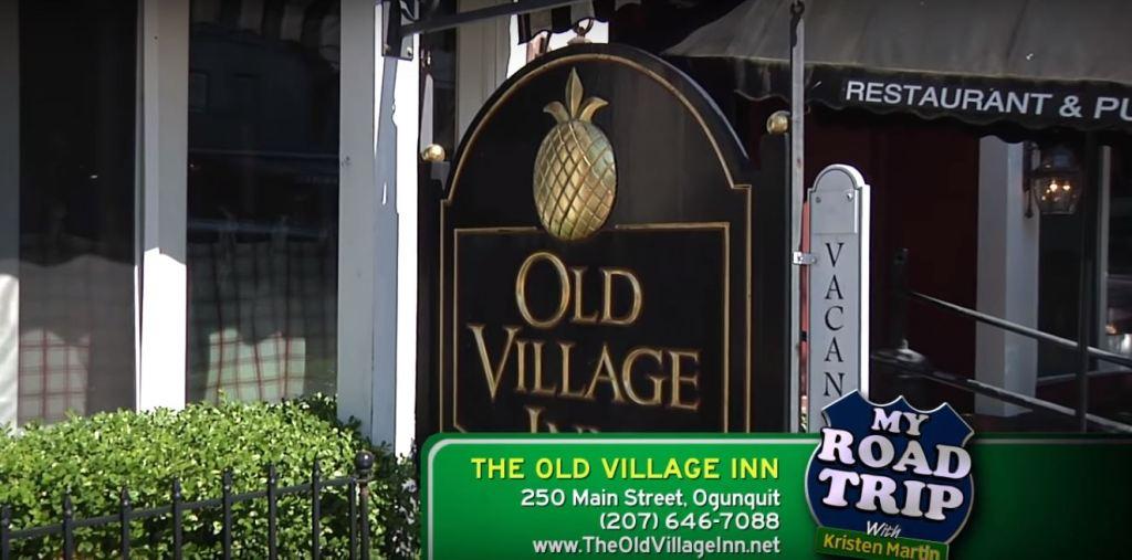 Old Village Inn on My Road Trip Ogunquit Maine