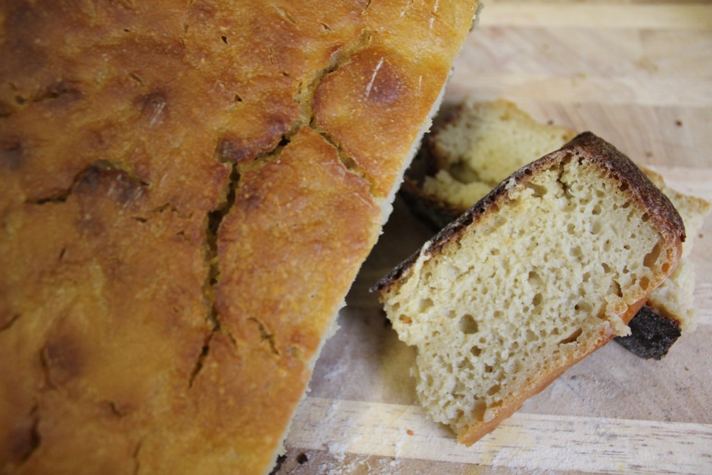 gluten free sourdough