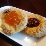Jam Filled Thimble Cookies