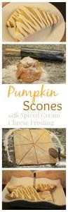 Pumpkin-Scone