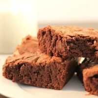 Easy Nutella Brownies - Fudgey and Chewy!