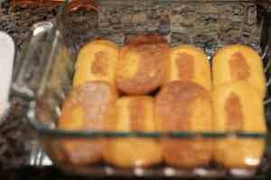 Amaretto-Cookies