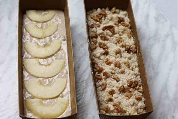 Perfect Caramel Apple Cake Batter