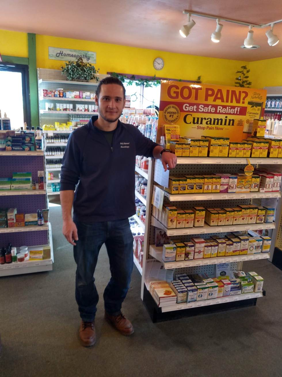 Seth Graham of The Olive Branch Nutrition
