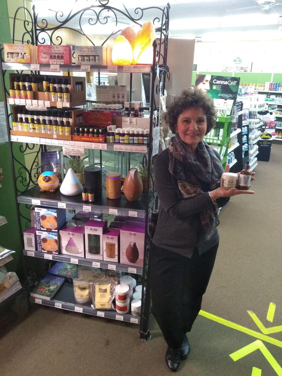 Jodi of The Olive Branch Nutrition