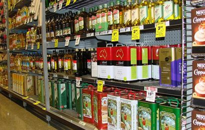 Choice tests 73% of Australian supermarket olive oils as extra virgin