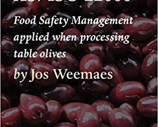 How to produce table olives safely: a new book