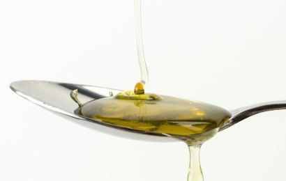 A spoonful of olive oil
