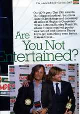Empire Magazine May 2009