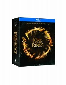 LOTR Trilogy: TE Blu Ray